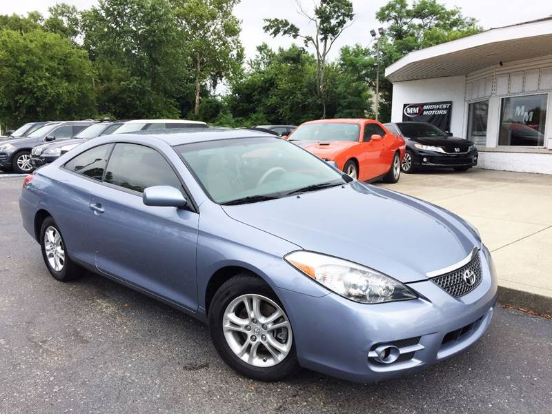 2008 Toyota Camry Solara for sale at Midwest Motors in Indianapolis IN