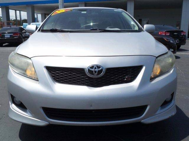 2010 Toyota Corolla for sale at Midwest Motors in Indianapolis IN