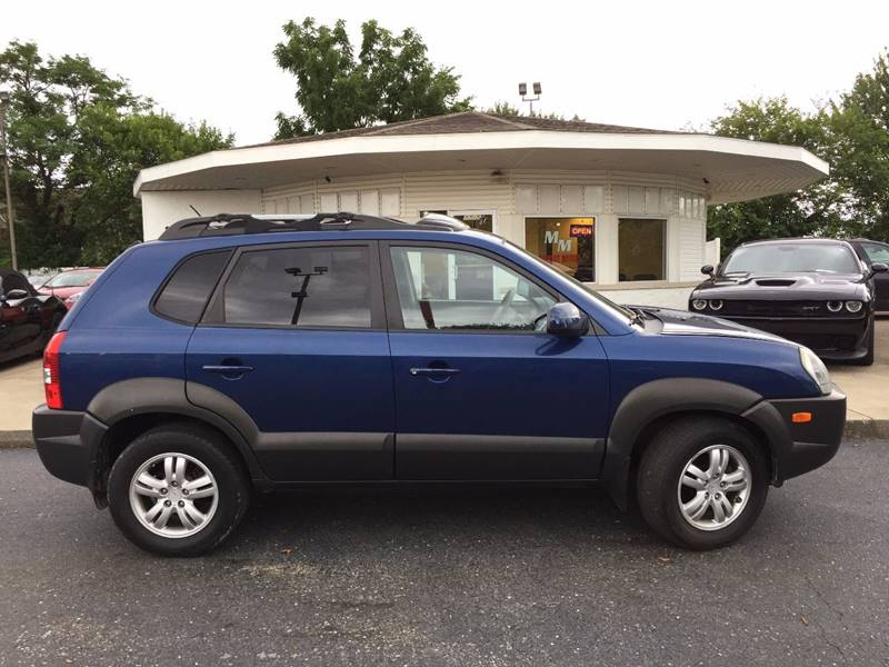 2007 Hyundai Tucson for sale at Midwest Motors in Indianapolis IN