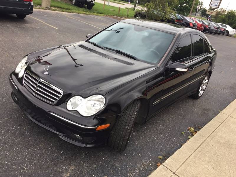 2007 Mercedes-Benz C-Class for sale at Midwest Motors in Indianapolis IN