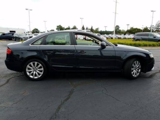 2012 Audi A4 for sale at Midwest Motors in Indianapolis IN