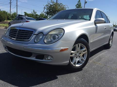 2005 Mercedes-Benz E-Class for sale in Indianapolis, IN