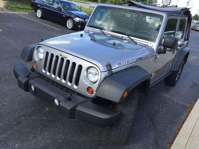 2013 Jeep Wrangler Unlimited for sale at Midwest Motors in Indianapolis IN