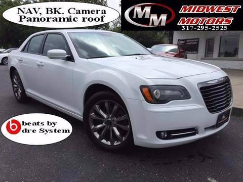 2014 Chrysler 300 for sale at Midwest Motors in Indianapolis IN
