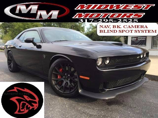 2016 Dodge Challenger for sale at Midwest Motors in Indianapolis IN