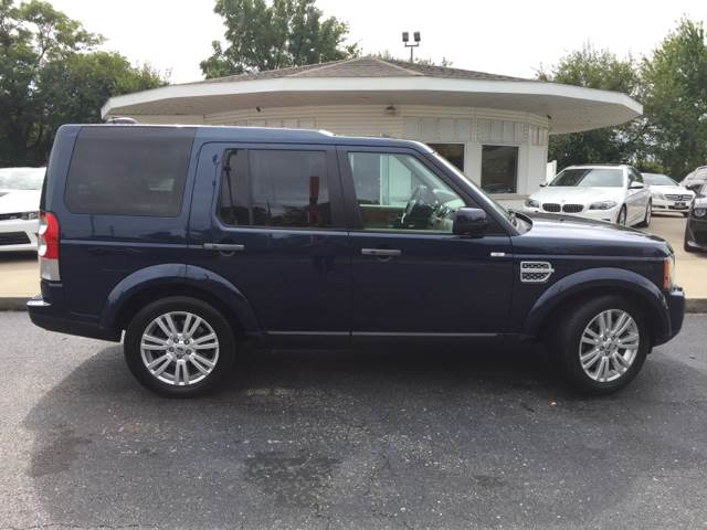 2012 Land Rover LR4 for sale at Midwest Motors in Indianapolis IN