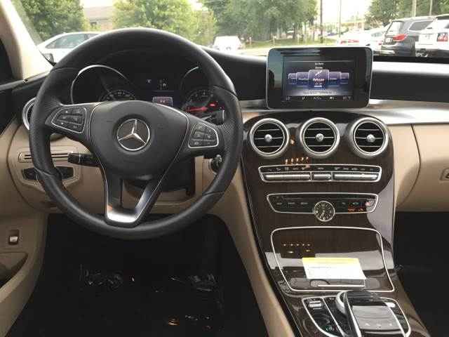 2016 Mercedes-Benz C-Class for sale at Midwest Motors in Indianapolis IN