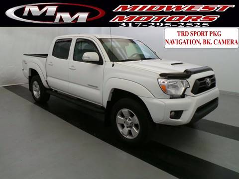 2012 Toyota Tacoma for sale in Indianapolis, IN