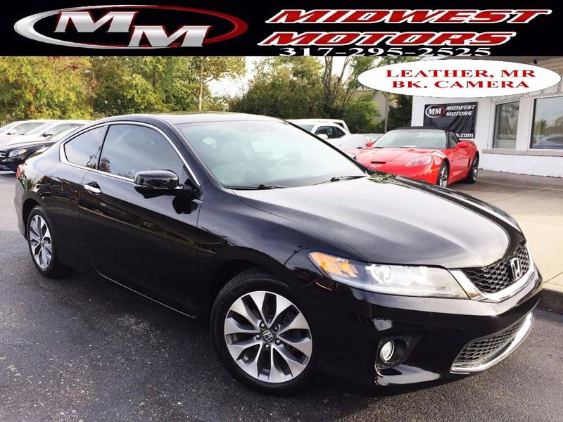 2014 Honda Accord for sale at Midwest Motors in Indianapolis IN