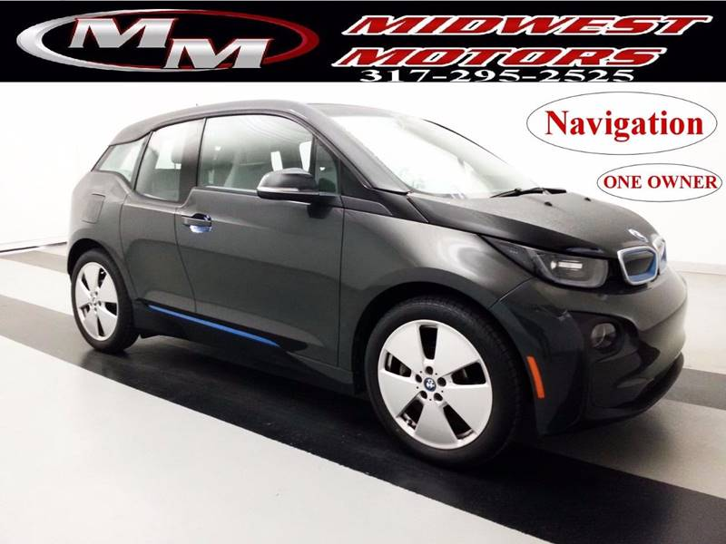2014 BMW i3 for sale at Midwest Motors in Indianapolis IN