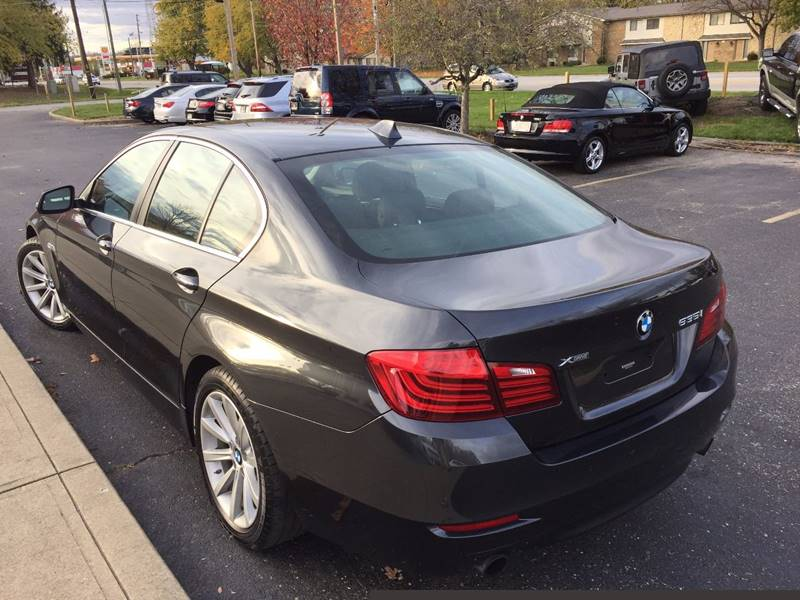 2014 BMW 5 Series for sale at Midwest Motors in Indianapolis IN