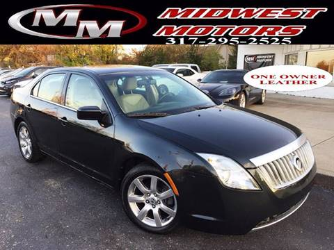 2010 Mercury Milan for sale at Midwest Motors in Indianapolis IN