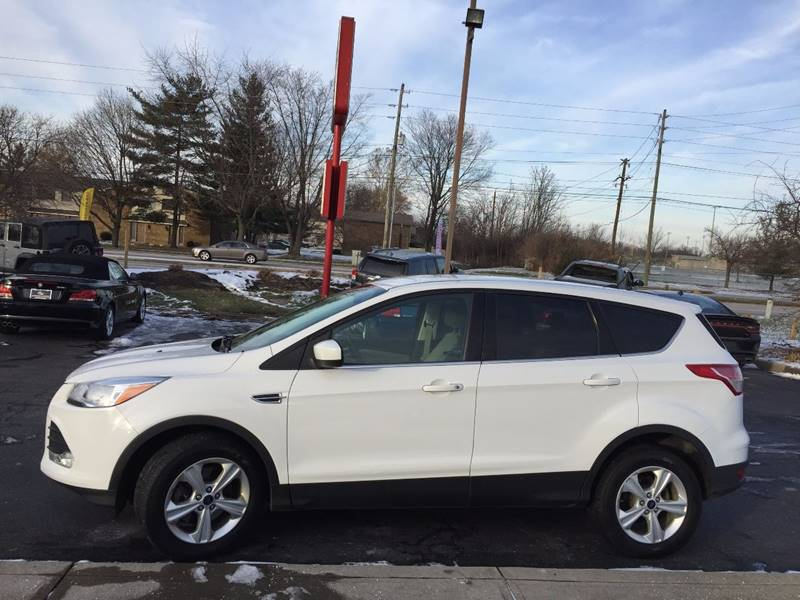 2014 Ford Escape for sale at Midwest Motors in Indianapolis IN