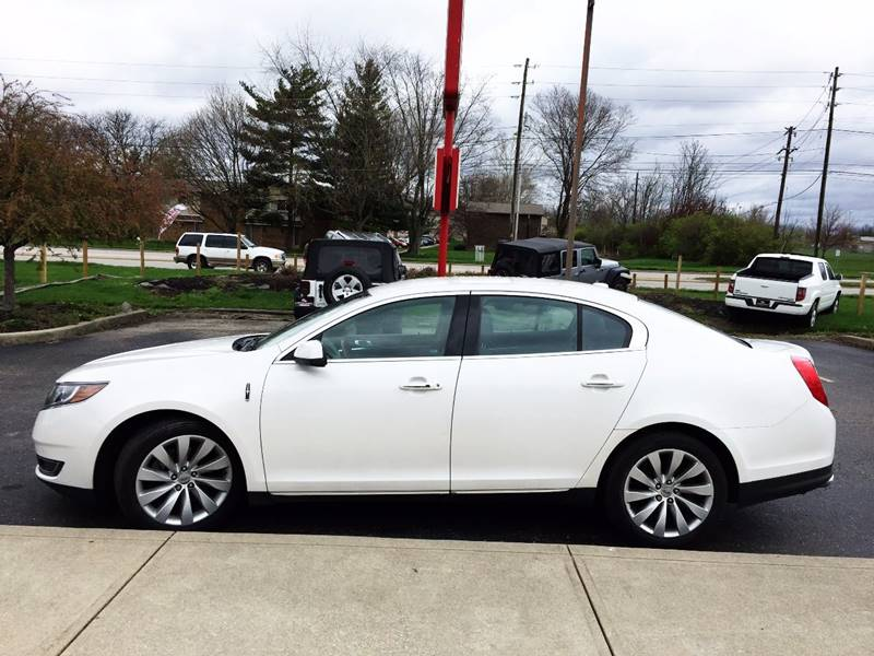 2014 Lincoln MKS for sale at Midwest Motors in Indianapolis IN