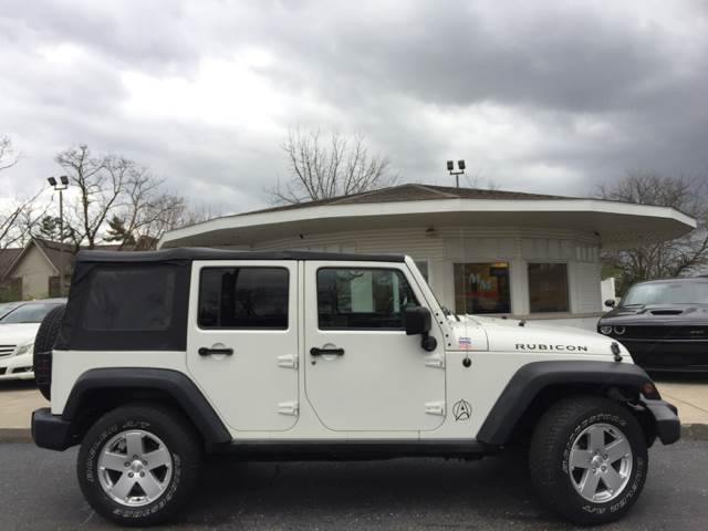 2009 Jeep Wrangler Unlimited for sale at Midwest Motors in Indianapolis IN