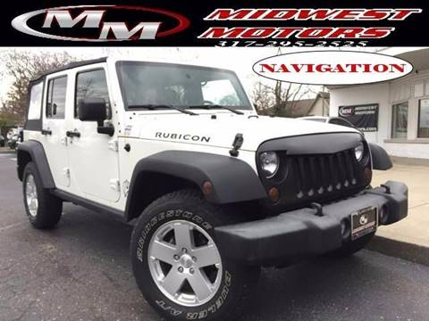 2009 jeep wrangler unlimited for sale in indianapolis in. Cars Review. Best American Auto & Cars Review