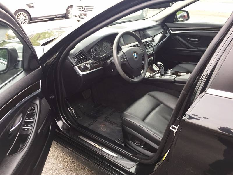 2012 BMW 5 Series for sale at Midwest Motors in Indianapolis IN