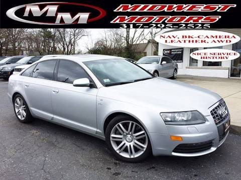 2008 Audi S6 for sale at Midwest Motors in Indianapolis IN