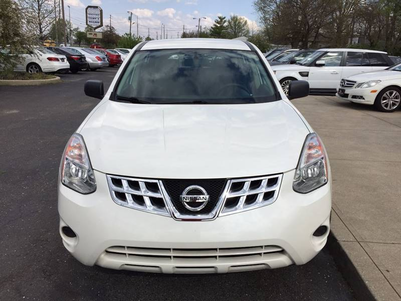 2013 Nissan Rogue for sale at Midwest Motors in Indianapolis IN