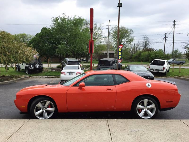 2008 Dodge Challenger for sale at Midwest Motors in Indianapolis IN