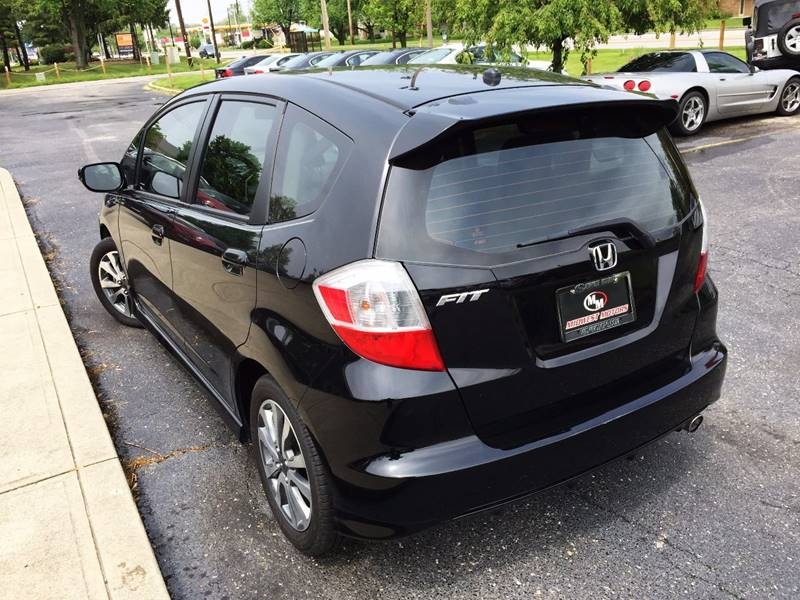 2013 Honda Fit for sale at Midwest Motors in Indianapolis IN