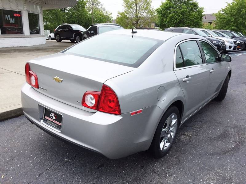 2008 Chevrolet Malibu for sale at Midwest Motors in Indianapolis IN