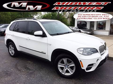 2012 BMW X5 for sale at Midwest Motors in Indianapolis IN