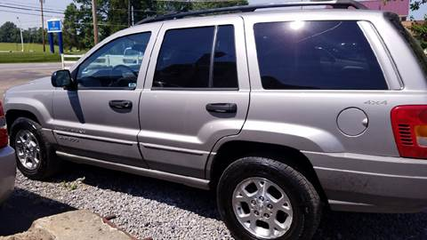 2000 Jeep Grand Cherokee for sale in Wooster, OH