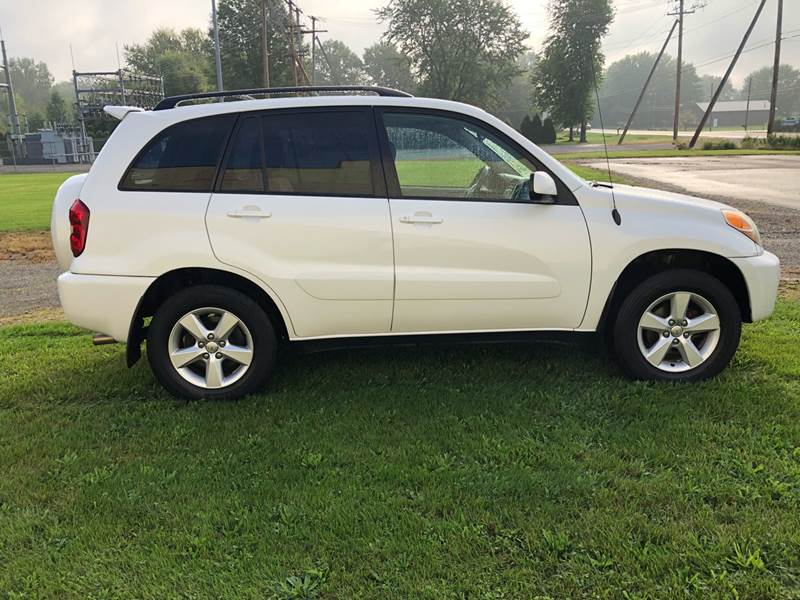 2004 Toyota RAV4 AWD 4dr SUV   Wooster OH