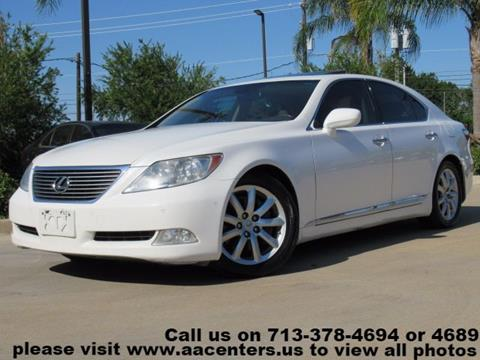 used 2009 lexus ls 460 for sale. Black Bedroom Furniture Sets. Home Design Ideas