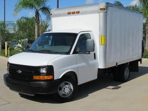 2012 Chevrolet Express Cutaway for sale in Houston, TX