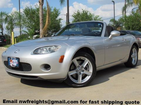 2008 Mazda MX-5 Miata for sale in Houston, TX