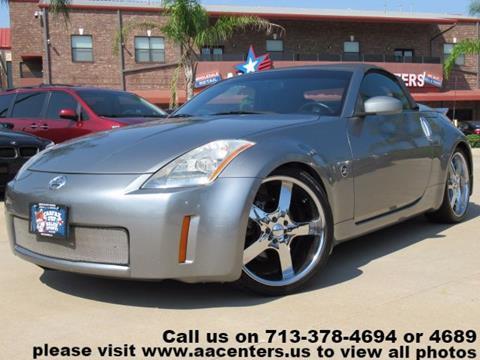 2004 Nissan 350Z for sale in Houston, TX