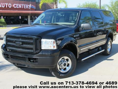 ford excursion for sale in texas. Black Bedroom Furniture Sets. Home Design Ideas