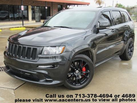 2012 Jeep Grand Cherokee For Sale In Houston, TX