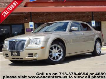 2009 Chrysler 300 for sale in Houston, TX