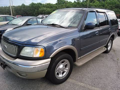 2002 Ford Expedition for sale in Carrollton, GA