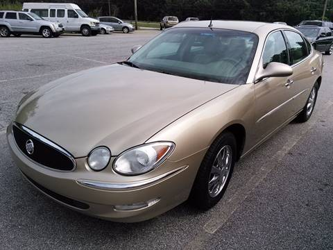 2005 Buick LaCrosse for sale in Carrollton, GA
