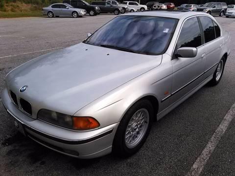2000 BMW 5 Series for sale in Carrollton, GA
