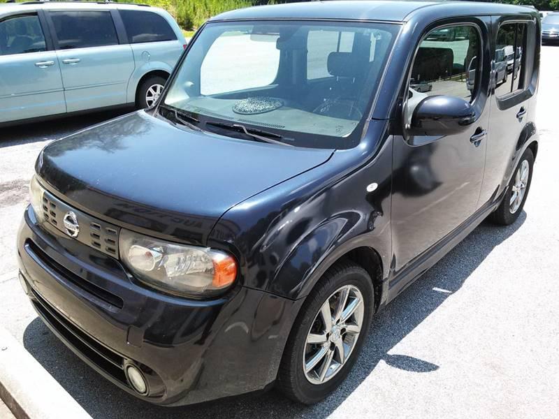 2010 Nissan Cube 18 S Krom Edition 4dr Wagon In Carrollton Ga
