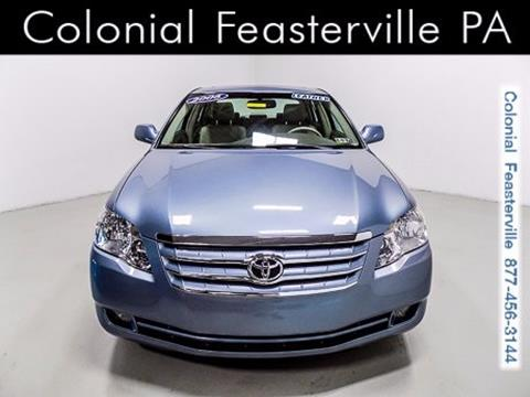 2006 Toyota Avalon for sale in Feasterville Trevose, PA