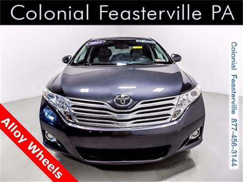 2011 Toyota Venza for sale in Feasterville Trevose, PA