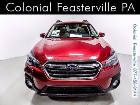 2018 Subaru Outback for sale in Feasterville Trevose, PA