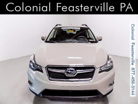 2014 Subaru XV Crosstrek for sale in Feasterville Trevose, PA