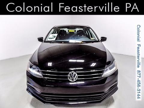 2017 Volkswagen Jetta for sale in Feasterville Trevose, PA
