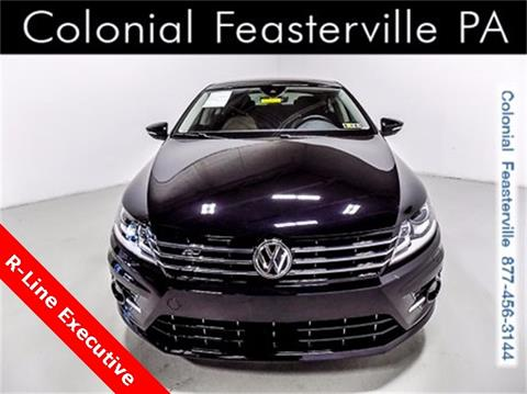 2017 Volkswagen CC for sale in Feasterville Trevose, PA