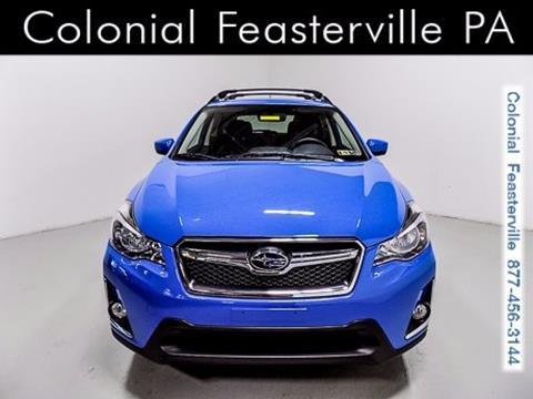 2017 Subaru Crosstrek for sale in Feasterville Trevose, PA