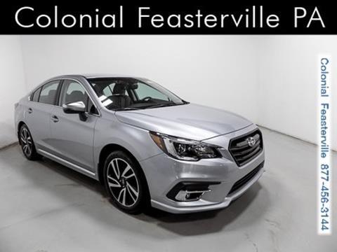 2019 Subaru Legacy for sale in Feasterville Trevose, PA