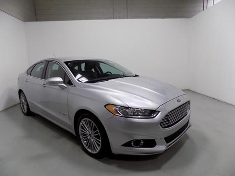 2013 Ford Fusion Hybrid for sale in Feasterville Trevose, PA
