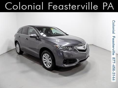 2018 Acura RDX for sale in Feasterville Trevose, PA